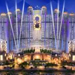 Melco Crown Entertainment inaugura Studio City