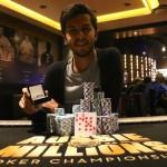 Walter Treccarichi vince l'evento 19 dell'Aussie Millions