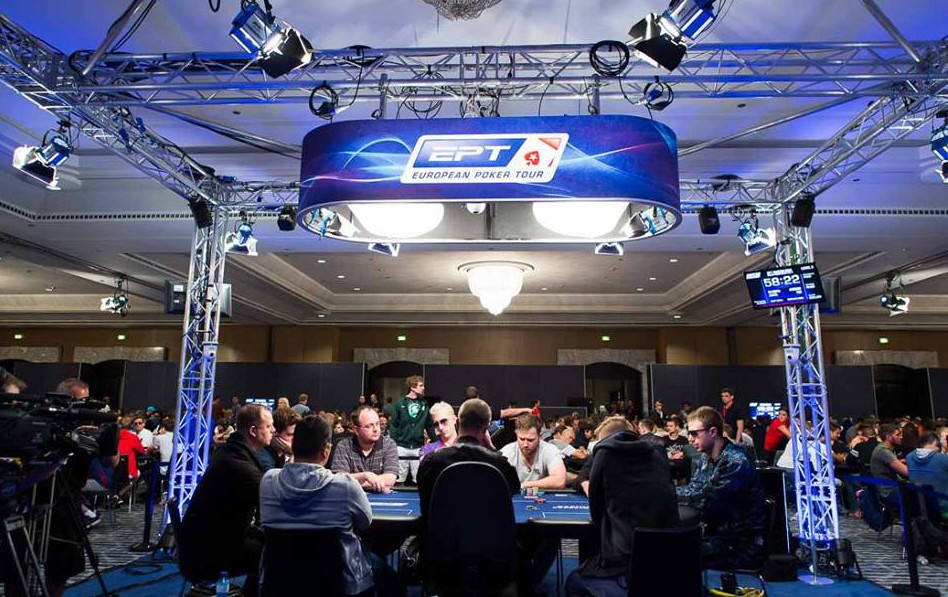 Ept barcellona dal 16 agosto invasione di players in for Barcellona ad agosto