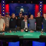 WSOP: domani inizia il final table del main event 2016. I November Nine a caccia di 8 milioni