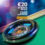Bonus Benvenuto Betfair Casino