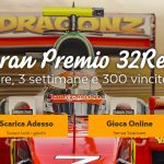 32Red Casino: Classifica Bonus Slot
