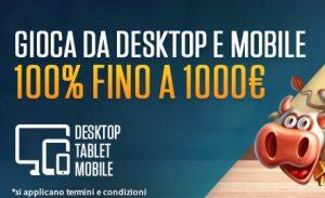 NetBet Casino giri gratis slot