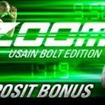 "PokerStars lancia bonus poker 15€ ""Usain Bolt"""