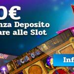 Betnero regala Bonus senza deposito 10€