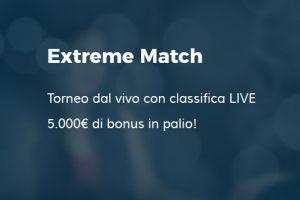 StarCasinò torneo casino live 5.000€
