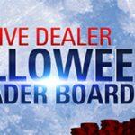 PokerStars Casino: live bonus Halloween 25.000€