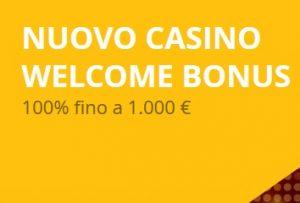 bonus senza deposito