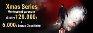 Lottomatica Poker Xmas Series e Cah Race