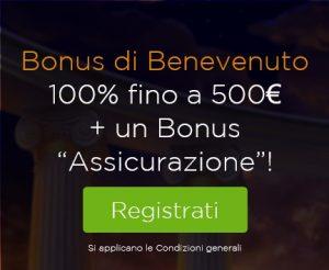 Casino.com ti invita al Saltabonus settimanale