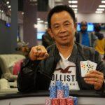 Poker live, il ritorno di David Pham: a marzo vinti 456mila dollari!